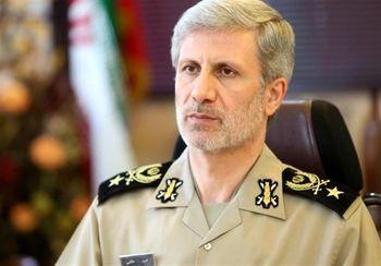 واکنش جانشین فرمانده کل ارتش به پیشنهاد آمریکا برای مذاکره با ایران