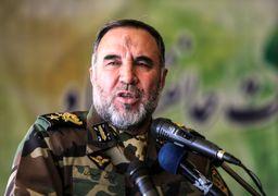 دیدار نظامیان ایران و چین