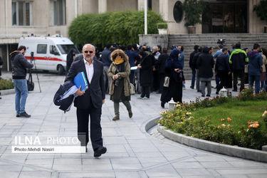 تصاویر حاشیه جلسه امروز هیئت دولت