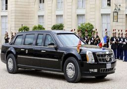 نگاهی به خودرو« لیموزین» رهبران قدرتمند جهان + تصاویر