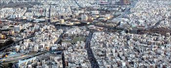 آپارتمان های 50 متری در تهران چند؟ + جدول