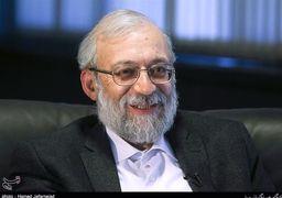 لاریجانی: منافقین همان داعشیهایی هستند که ریشهای خود را تراشیدهاند