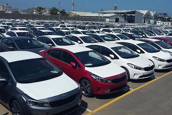 آخرین آمارها از ترخیص خودروهای خارجی
