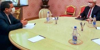 جزییات دیدار عراقچی با همتای روس خود