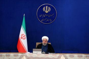 خبر مهم روحانی درباره بورس/ معنی ندارد از کاخی آن سر دنیا برای پایان حکومت ایران تصمیم بگیرند