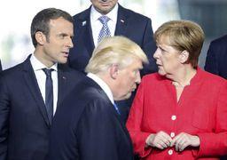 ترامپ دوباره به اتحادیه اروپا حمله کرد