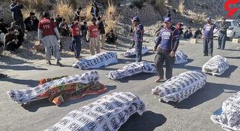 سربریدن 11 معدنچی در بلوچستان توسط داعشی ها + تصاویر