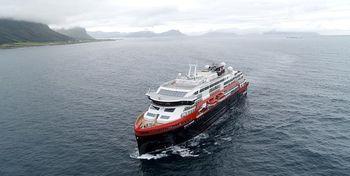 تصویری از بزرگترین کشتی تفریحی دنیا