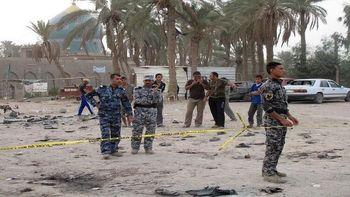 وقوع انفجار شدید در بغداد