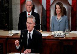 دبیرکل ناتو در کنگره آمریکا: ناتو موفقترین پیمان تاریخ است
