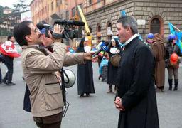 خبرنگار صداوسیما در ایتالیا دستگیر شد