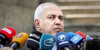 محمدجواد ظریف«پرفسور» شد ! +عکس