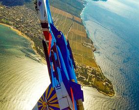 برترین عکسهای هواپیماهای جنگنده حین پرواز