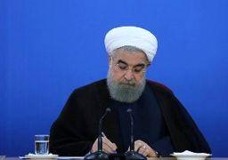 حکم جدید روحانی برای 3 وزیر + متن حکم