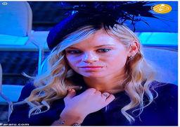 چهره غمگین نامزد سابق پرنس هری در عروسی سلطنتی + عکس