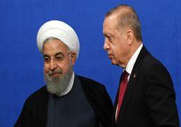 روحانی-اردوغان بهدنبال رونق روابط تجاری تهران-آنکارا