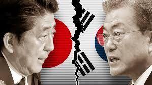رد پای امریکا در اختلافات کره جنوبی و ژاپن