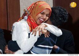 دو زن مسلمان مجلس نمایندگان آمریکا