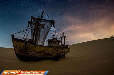 هنر عکاس مصری با خلق تصاویر رؤیایی از طبیعت