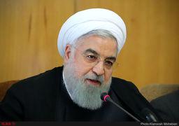 روحانی: مصمم به مذاکره هستم/ شبکه ملی اطلاعات به معنای قطع اینترنت خارجی نیست