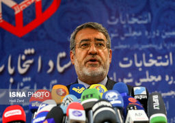 وزیر کشور خبرداد؛ شرکت 42 درصد شهروندان در انتخابات مجلس یازدهم/25درصد تهرانیها  در رایگیری شرکت کردند