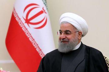 تبریک روحانی برای انتخاب رییس جمهوری قرقیزستان