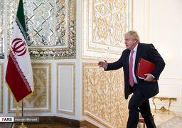 وزیر خارجه انگلیس «مبهوت» هنر تالار آینه وزارت خارجه ایران + عکس