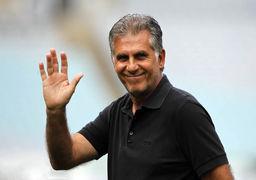 سورپرایز جدید کیروش برای فوتبال ایران