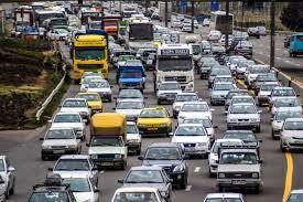 آخرین وضعیت جادههای کشور پس از اعلام طرح فاصله گذاری اجتماعی؛ ترافیک سنگین در مسیر تهران-کرج