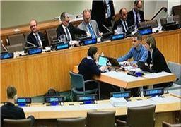 درگیری لفظی شدید در صحن سازمان ملل بر سر ایران