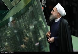 روحانی برای دفاع از بودجه 98 به مجلس میرود