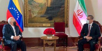 دیدار و رایزنی وزرای خارجه ایران و ونزوئلا