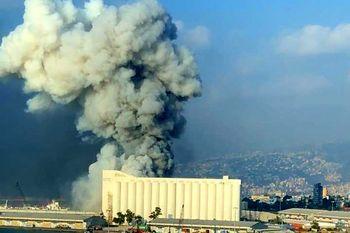 انفجار بزرگ و مرگبار لبنان /انفجار 50 تن مواد منفجره /تلآویو: کار ما نیست /خط و نشان نخست وزیر برای عاملان انفجار +فیلم