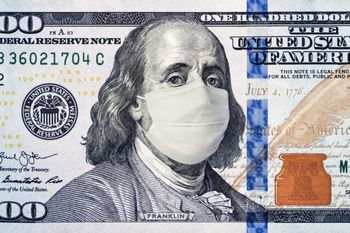 ریزش سنگین دلار