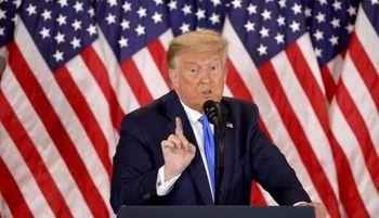 ترامپ مدعی پیروزی در پنسیلوانیا شد