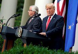 پایان جنگ تجاری آمریکا و اروپا؟ / چراغ سبز چین برای پایان جنگ تجاری