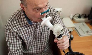 تشخیص کرونا از روی تنفس در کمتر از یک دقیقه