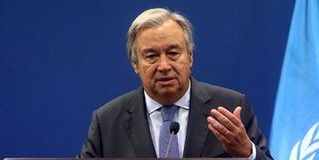 دبیر کل سازمان ملل خواستار شد: تحقیقات مستقل درباره حادثه دریای عمان