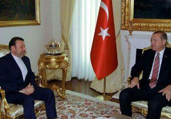 دیدار واعظی و رجب طیب اردوغان
