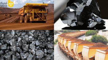 معدن و صنایع معدنی فلزی در ایران و جهان