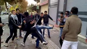 دستگیری یکی از عوامل نزاع دستهجمعی خیابان جمهوری تهران