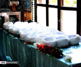 عمامه گذاری طلاب در روز عید غدیر(عکس)