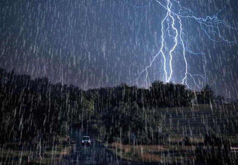 هواشناسی ایران 99/8/24|ورود سامانه بارشی جدید به کشور/ بارش برف و باران 6 روزه در اکثر مناطق