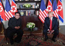 تصاویر دیدنی از دیدار تاریخی ترامپ و کیم جونگ اون