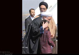 گزارش تصویری سفر حسن روحانی به تبریز