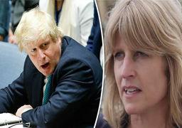 خواهر وزیرخارجه سابق انگلیس در برنامه تلویزیونی برهنه شد