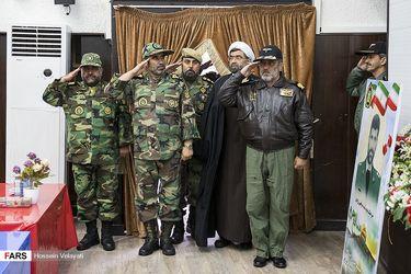 افتتاح رمپ و باند پروازی هوانیروز ارتش