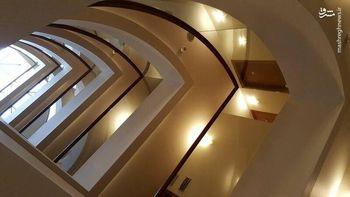 تصاویر محل سقوط مرگبار «قاضی منصوری» در هتلی در رومانی