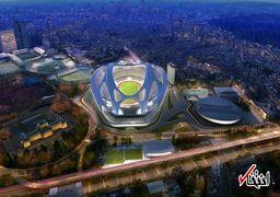 طراحی جالب استادیوم ورزشی برای مبارزه با گرما