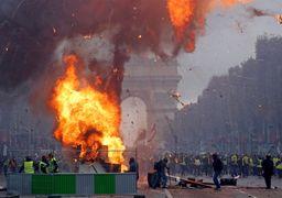 اعتراضات جلیقهزردها در فرانسه